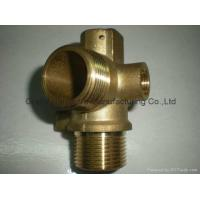 China Brass Forged and machined parts wholesale