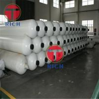 Quality GB28884 30CrMoE 42CrMoE Hot Rolled / Cold Drawn Seamless Tube O.D 356-1000mm for sale