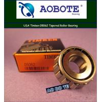China P5 ISO 9001 Timken Taper Roller Bearings ForAgriculture , Low noise Bearings wholesale