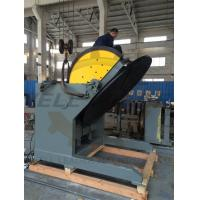 China Heavy Duty Tiltable & Rotary Welding Positioner SKF Bearing 2M Table VFD Control wholesale