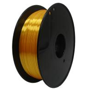China 3D Printer Gold Pla Filament Silk 1.75 PLA Filament 1KG With 100% Quality wholesale