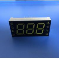 Quality Custom 7 Segment LED Display For Temperature Humidity Defrost Compressor Fan for sale