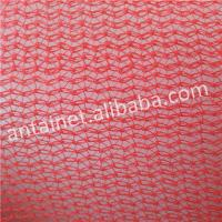 China Waterproof HDPE Outdoor Dark Green Shade Net Virgin HDPE Material wholesale
