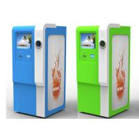 China Costumer Self Service Recycling Kiosk Customized Size All-In-One Payment Kiosk wholesale