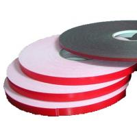 China High Temp Foam Tape High Performance Strong Internal Adhesion Strength Red Film wholesale