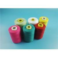 China 100 Spun Polyester Sewing Thread 20s/2 20s/3 Knotless Ring Spun Technics and Raw Pattern on sale