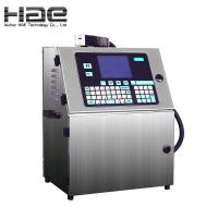China Multi Ink Color Continuous Inkjet Coding Machine Industrial Coding Printer wholesale