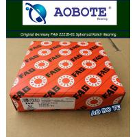 China Double Row Spherical Roller Bearing Germany FAG 22215 E1 ISO CE wholesale