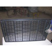 China Anti Corrosion Pig Farm Equipment Cast Iron Floor Grates OEM/ODM Accepted wholesale