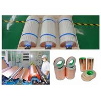 China HD Electrolytic Pure Copper FoilFor Polyimide Board RoHS / SGS Approval wholesale