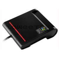 China USB ID - Single Contact Smart Card Reader  Support ATM / CAC Card & other IC Cards(ZW-12026-2-Black)  wholesale