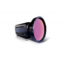 China 86-860mm F5.5 Continuous Zoom MWIR LEO Detector Thermal Imaging Camera System wholesale