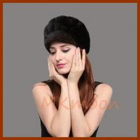 China mink fur hat 151# on sale