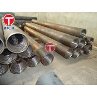 China Seamless Straightness Steel Tubes for Drilling GB/T 9808 37SiMn 38CrMoAl wholesale