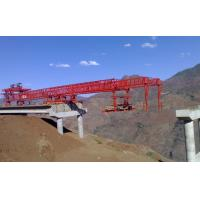 China 42m Span Construction And Engineering Launching Gantry Crane 1200t Max Load Capacity wholesale