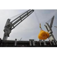 China Economy life boat crane&davit load test water weight bag for sale wholesale