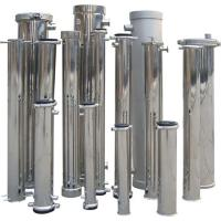 China Professional Stainless Steel Ro Membrane Housing 1 , 2 , 3 , 4 Core wholesale