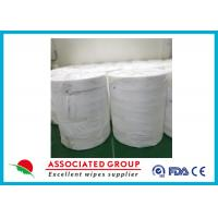 Buy cheap Breathable Spunlace Non Woven Tissue Sheets Eco Friendly For Hygiene / Beauty from wholesalers