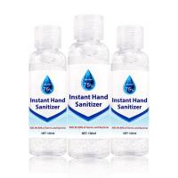 China Travel Size Antibacterial Hand Sanitizer OEM / ODM Protecting From Unseen Germs wholesale