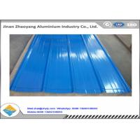 China Customized Color Painting Manganese Aluminum Alloy Roofing Sheet 2.0mm Thickness wholesale