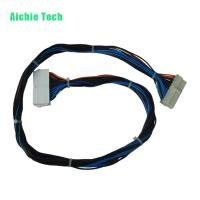 Quality Molex 43025-2400 24 pin connectors male to female machinery wire harness for sale
