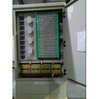 Buy cheap Stainless Steel Body Cross Connect Cabinet 288 Cores 1345*750*300 from wholesalers