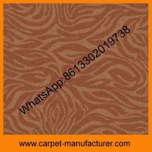 Jucquard cut loop machine made carpet