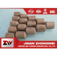 China Low Breakage grinding cylpebs low OR high cr steel grinding media wholesale