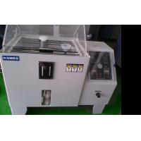 China PVC 108L Salt Spray Corrosion Test Chamber For Surface Treatment Testing on sale