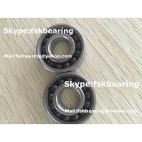 Quality Full Complement 6001 Hybrid Ceramic Ball Bearings Stainless Steel Rings Si3N4 for sale