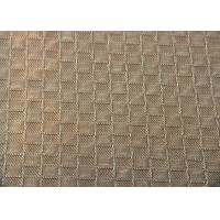 China Reactive Dye Grid Jacquard Material Shrink - Resistant For Hometextile wholesale