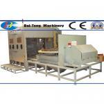 China Tyre Mould Automatic Sandblasting Machine 220V 13W Lighting Inside Chamber wholesale