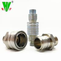 China Reusable hydraulic fittings China manufacturer hydraulic quick coupler wholesale