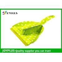 China Fashionable Outdoor Dustpan And Brush , Broom Dustpan Combo Easy Operation wholesale
