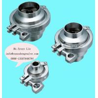 China Sanitation Check Valve Welded Ends wholesale