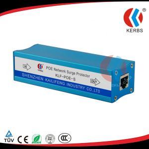 China RJ45 interface 100M/1000M OEM POE network surge protector ethernet 100m wholesale