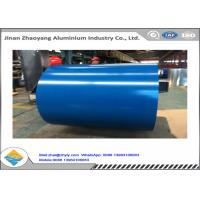 China Customized Length Prepainted Aluminium Coil Coating Temper H14 H24 H18 H112 wholesale