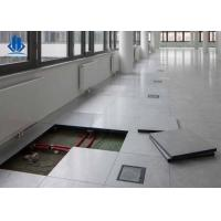China 600*600mm Woodcore Raised Floor Replacement Tiles HPL surface wholesale