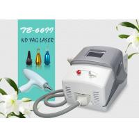 China Pigmentation Removal 1320nm 1064nm 523nm Nd Yag Laser Tattoo Removal Machine Carbon Peel wholesale