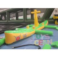 China Kids Inflatable Water Toys For Lake / Inflatable Outdoor Games For Rent wholesale