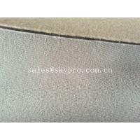 """China 60"""" wide maximum neoprene fabric roll sheet with colored terry towel lamination wholesale"""