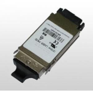 China GBIC Transceiver Module Single Mode 1000base-Zx 1550nm For Gigabit Ethernet / Fiber Channel wholesale