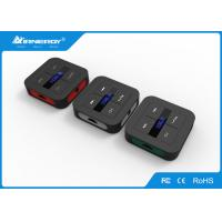 China colorfull Bluetooth Audio Receiver , V3.0 Car MP3 Player FM Transmitter wholesale