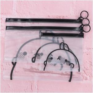 Buy cheap Fashion Hanging Circle PVC Zipper Bag , Waterproof Zipper Cosmetic Bag from wholesalers