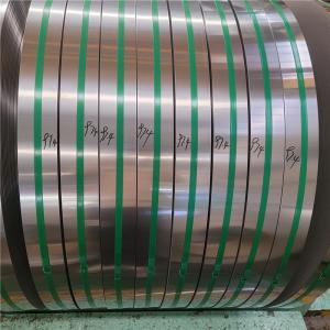 China Cold Rolled Stainless Steel Coil 304 410 201 304L 2B BA Finish Width 100-3000mm wholesale