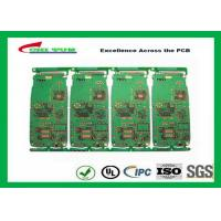 China Quick Turn Pcb Prototypes For Mobile Phone Circuit Board 8 Layer Surface Osp With Fr4 It180 1.2mm wholesale