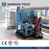 China Cylinder Autoclaved Aerated Concrete Production Line wholesale