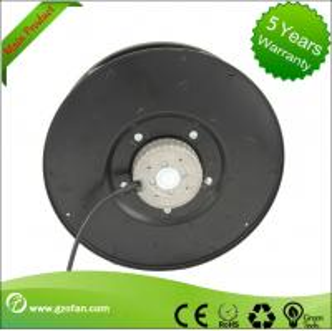 China Industrial EC Motor Fan , Centrifugal HVAC Fans Cooler 310 mm Diameter wholesale