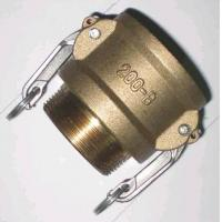 China Brass cam and groove coupling wholesale