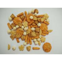 China Seaweed Sesame Contained Mixed Shape Rice Crackers Various Flavors wholesale
